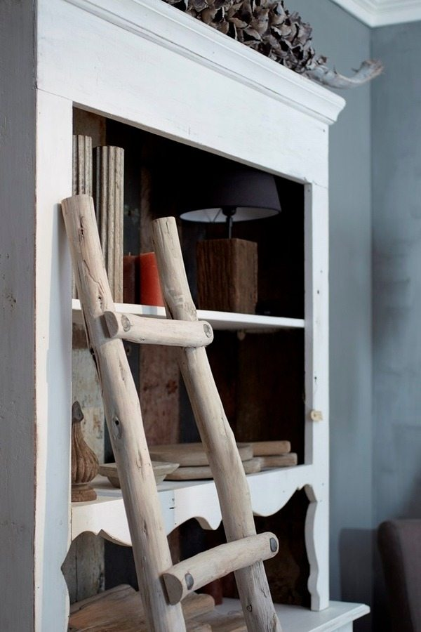 Creatief recyclen in  je interieur